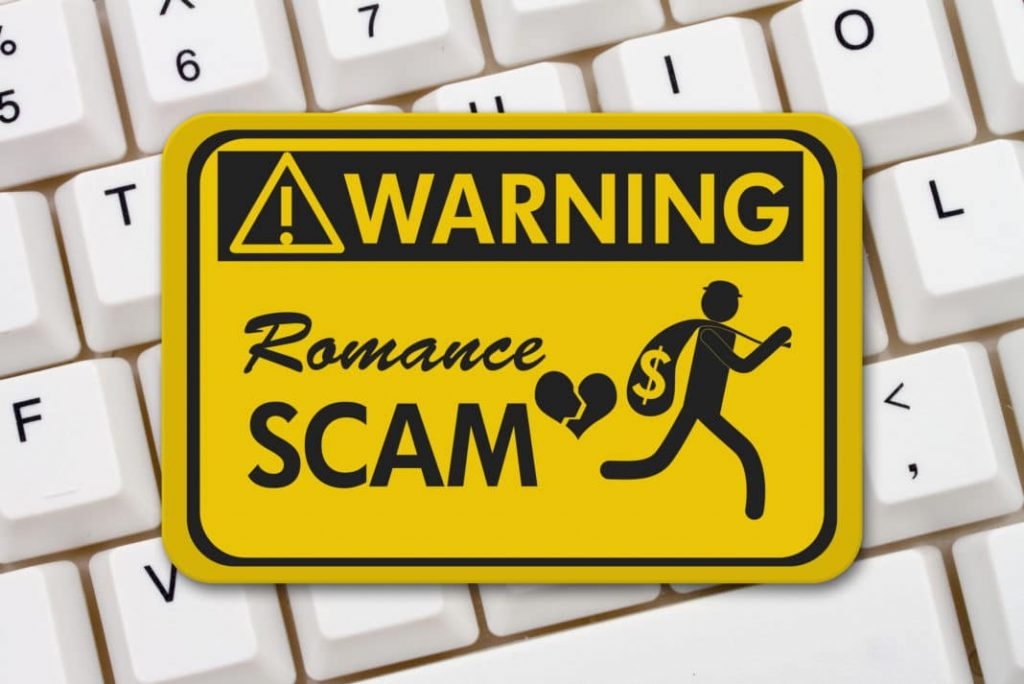 Be secured – romance scam